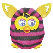 Furby Boom - Pink and Black Stripes
