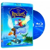 Rescuers Blu-ray