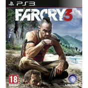 Far Cry 3 Game PS3