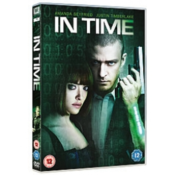 In Time DVD
