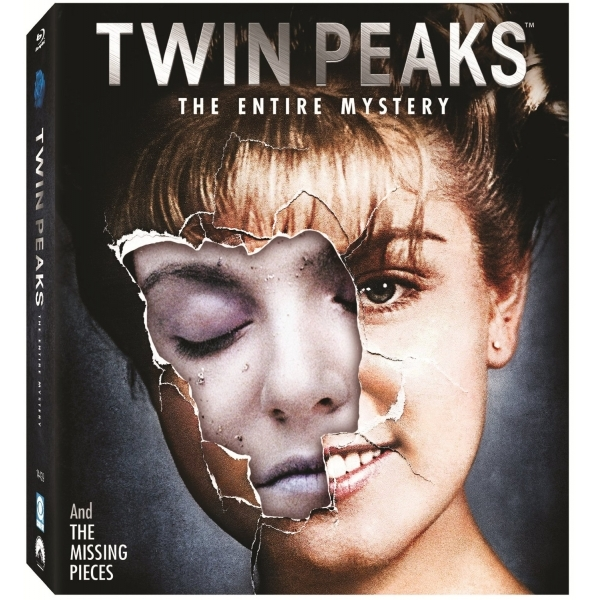 Twin Peaks The Entire Mystery Blu-ray