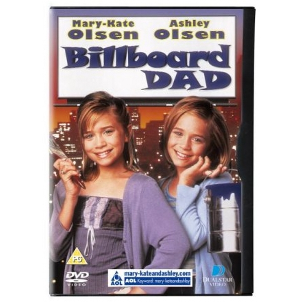 Billboard Dad DVD