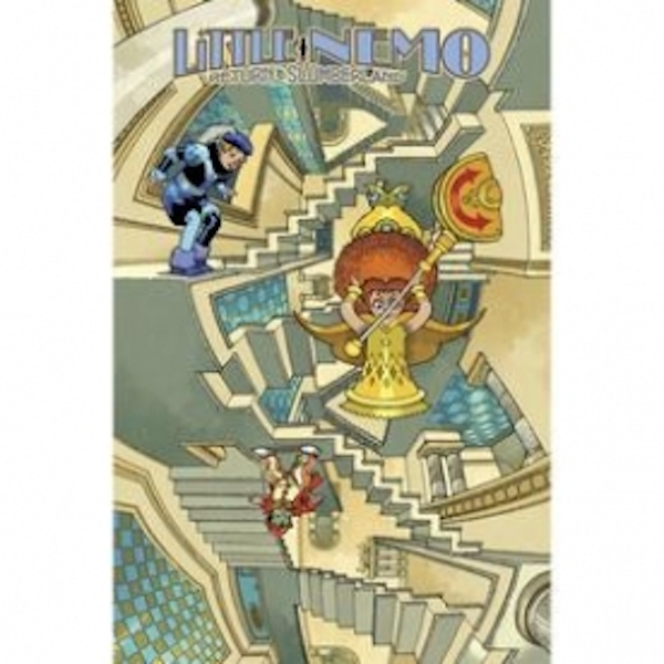 Little Nemo Return To Slumberland Hardcover
