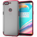 OnePlus 5T Shockproof Gel Case Red - Image 2