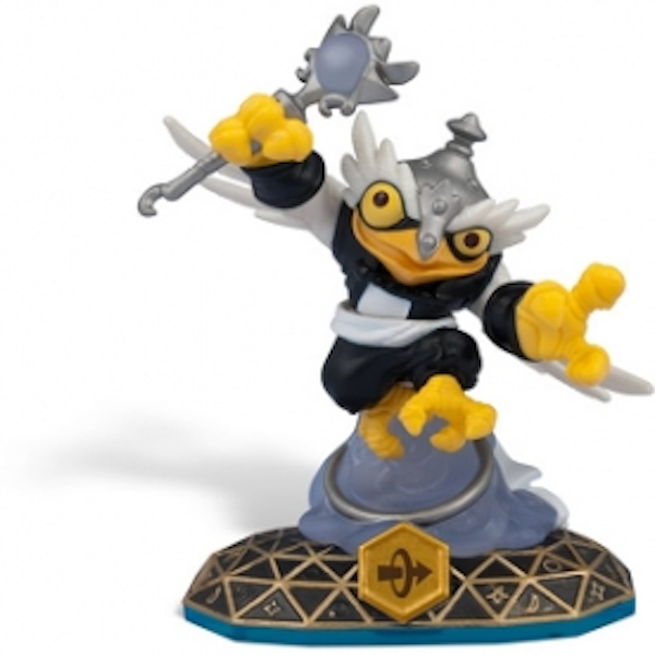 Enchanted Hoot Loop (Skylanders Swap Force) Swappable Magic Character Figure - Image 4