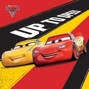 Cars 3 - Up To Speed Canvas