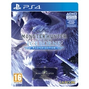 Monster Hunter World Iceborne Master Steelbook Edition PS4 Game (with Pre-Order DLC)