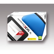 Nintendo 3DS XL Handheld Console Black & Blue