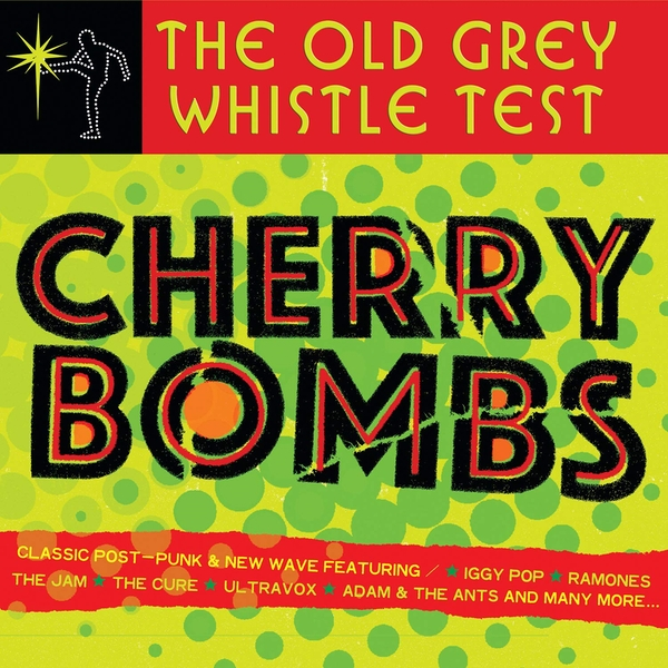 Various Artists - Old Grey Whistle Test: Cherry Bombs Vinyl
