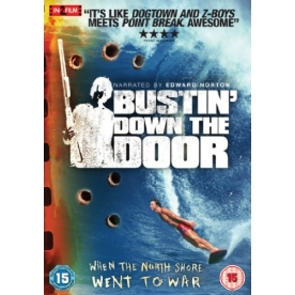 Bustin' Down The Door DVD