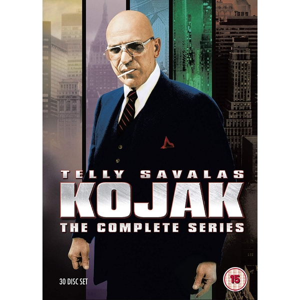 Kojak - The Complete Collection DVD