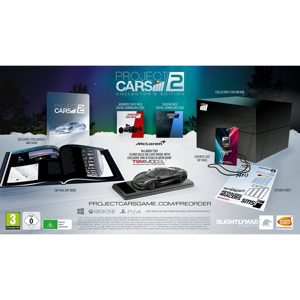 Project Cars 2 Collectors Edition PC Game - Image 6
