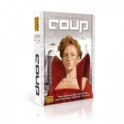 Ex-Display Coup Card Game Used - Like New