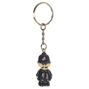 London Policeman Keyring