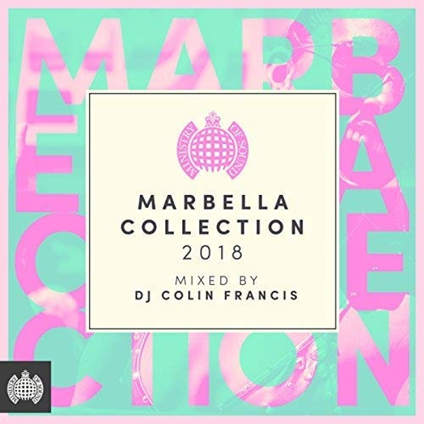 Marbella Collection 2018 CD
