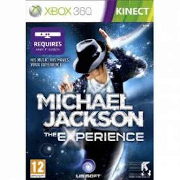 Kinect Michael Jackson The Experience Game Xbox 360