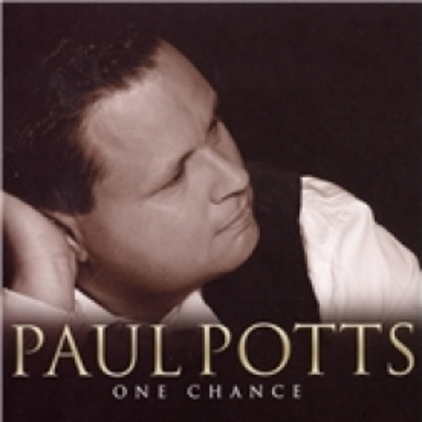 Paul Potts - One Chance CD