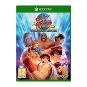 Street Fighter 30th Anniversary Collection Xbox One Game