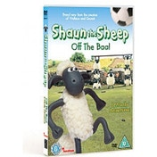 Shaun The Sheep Off The Baa DVD