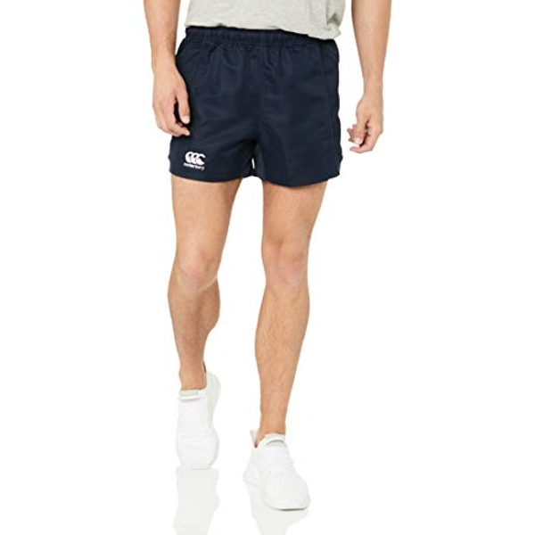 Canterbury Men's Advantage Rugby Shorts, Blue (Navy), Small