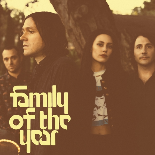 Family of the Year - Family of the Year (Transparent green Includes download card) Vinyl