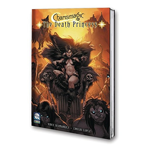 Charismagic: The Death Princess: Volume 1