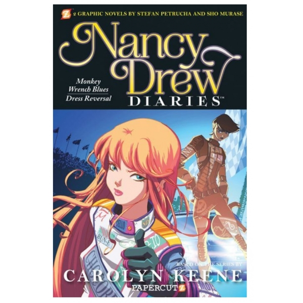 Nancy Drew Diaries Volume 6