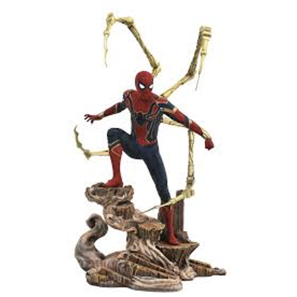 Iron Spider-Man (Inifnity War) Marvel PVC Statue