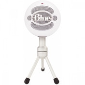 Ex-Display Blue Microphone Snowball iCE USB Cardioid Microphone with Adjustable Mic Stand Used - Like New