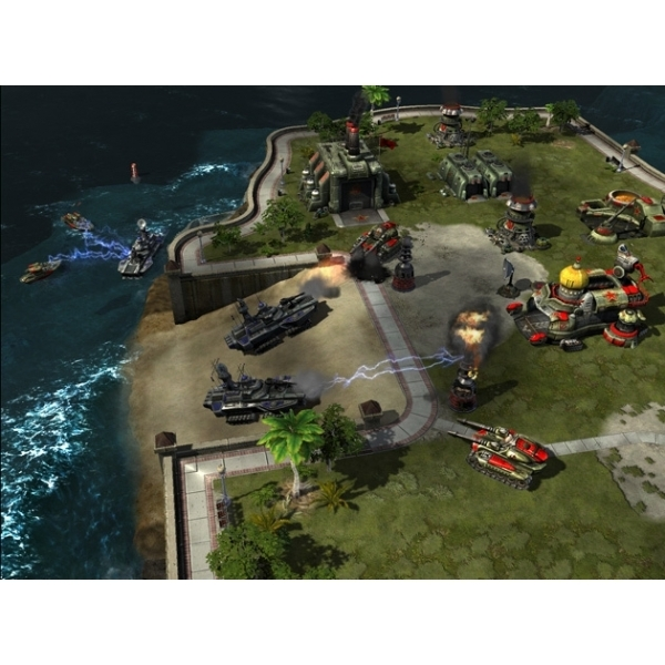 Command & Conquer 3 Red Alert Game Xbox 360 - Image 3