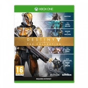 (Pre-Owned) Destiny Collection Xbox One Game Used - Like New