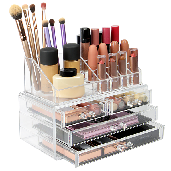 Cosmetic Makeup & Jewelry Organiser | M&W