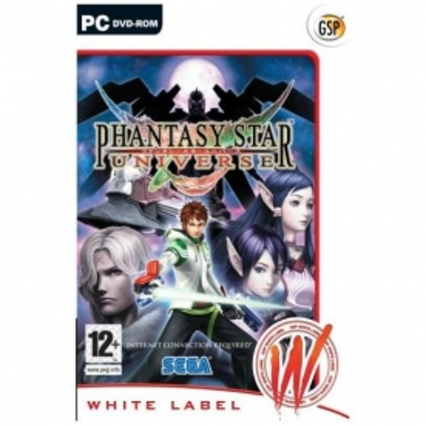 Phantasy Star Universe Game PC