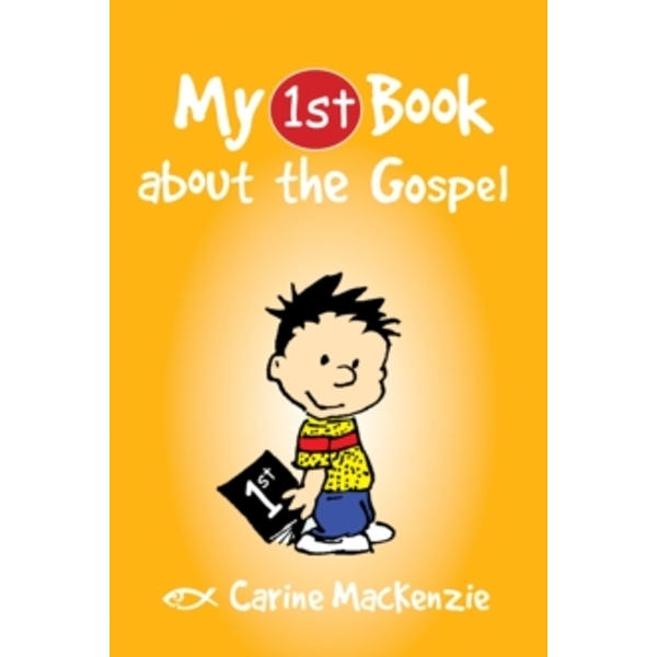 My First Book About the Gospel by Carine MacKenzie (Paperback, 2013)