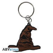Harry Potter - Sorting Hat PVC Keyring