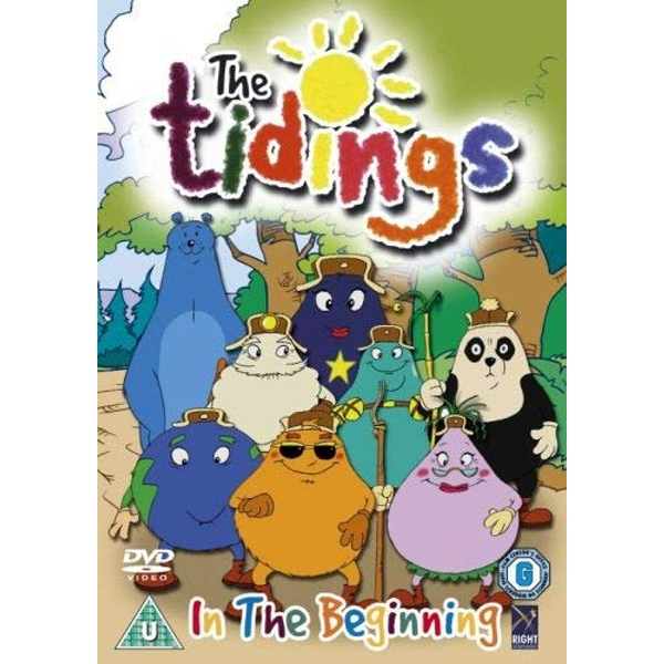 The Tidings - In The Beginning DVD