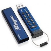 iStorage datAshur Pro 256-bit (32GB) USB Flash Drive Blue