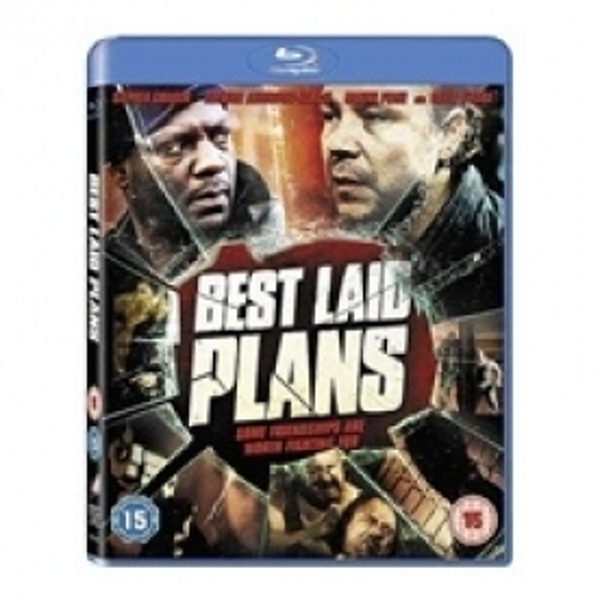 Best Laid Plans Blu Ray