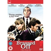 Brassed Off DVD