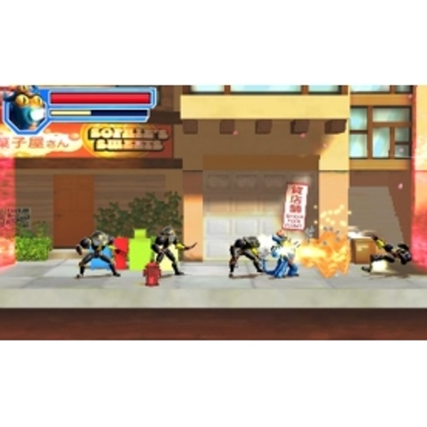 Disney Big Hero 6 Battle in the Bay 3DS Game - Image 3