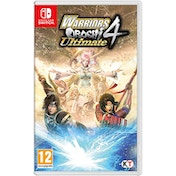 Warriors Orochi 4 Ultimate Nintendo Switch Game