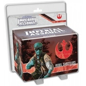 Star Wars Imperial Assault Rebel Saboteurs Ally Expansion Pack
