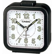 Casio TQ141-1 Beep Alarm Clock Black