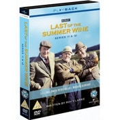 Last of The Summer Wine Series 11 & 12 DVD