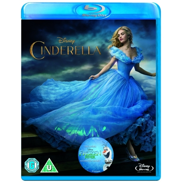 Cinderella (Live Action) Blu-ray