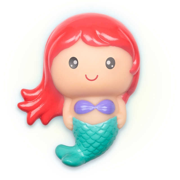 Mermaid Bath Light (1 At Random)