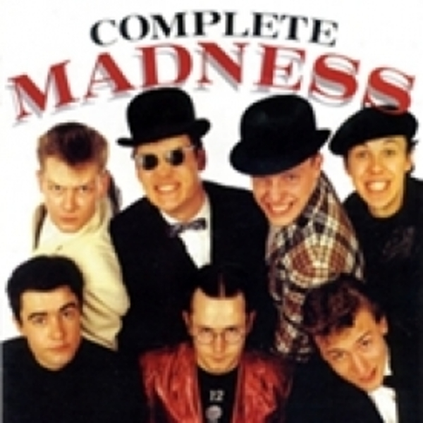 Madness Complete Madness CD
