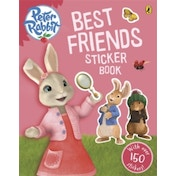 Peter Rabbit Animation: Best Friends Sticker Book by Beatrix Potter (Paperback, 2014)