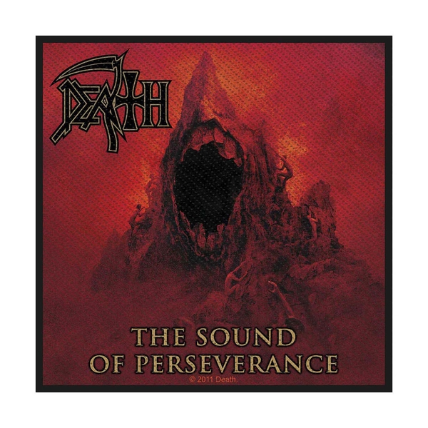 Death - Sound of Perseverance Standard Patch