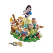 Bullyland Money Bank Snow White